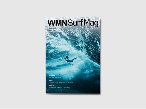 WMNSurfmag #002 Content Cover_WMNSurfIss