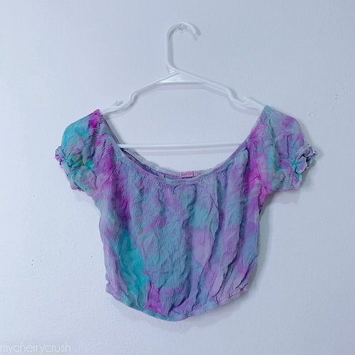 hand dyed by me :0