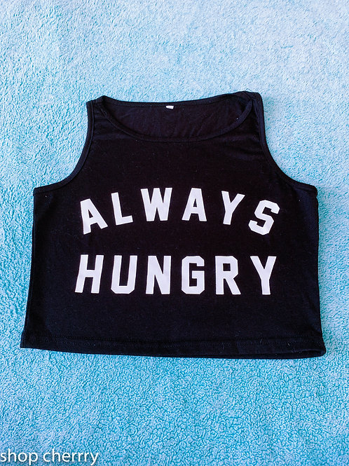 always hungry top