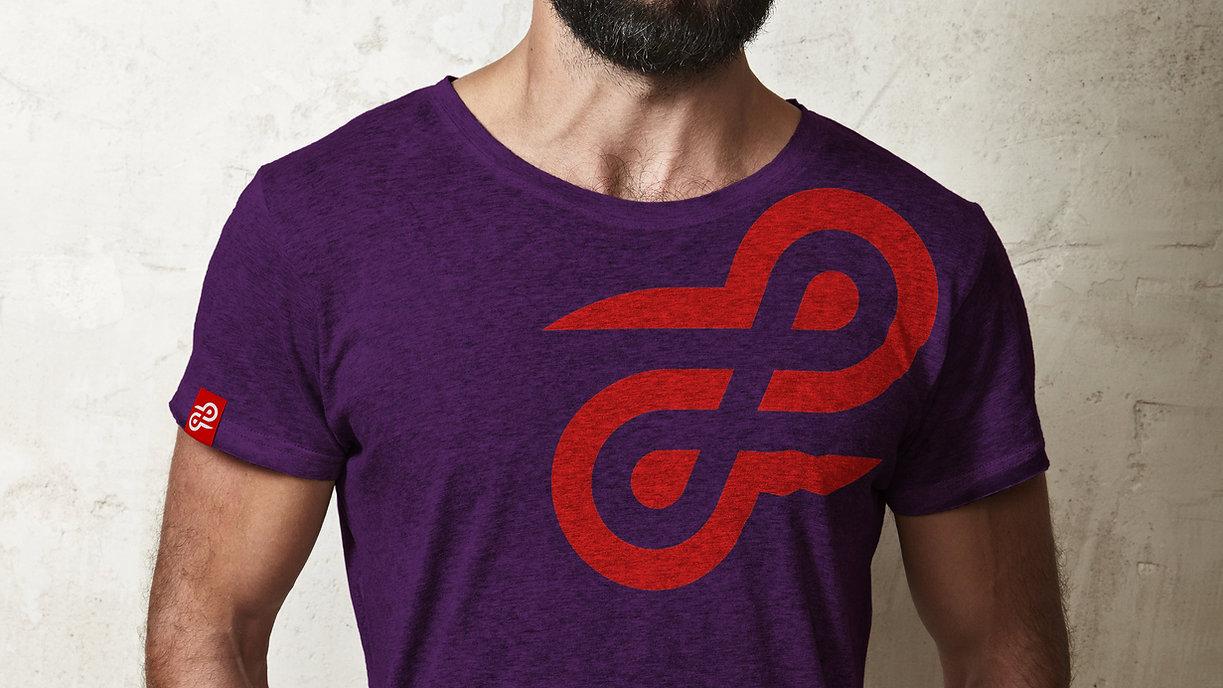 Léger_Identité de marque_t-shirt promotionnel