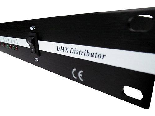 DMX SPLITTER DISTRIBUTOR 8