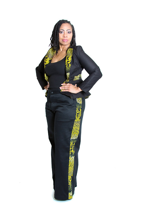 Boti Falls Suit (Black)