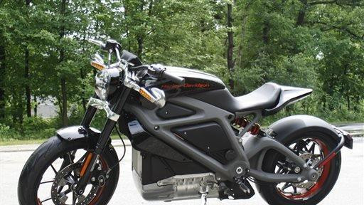 Harley and Electric Motorcycles