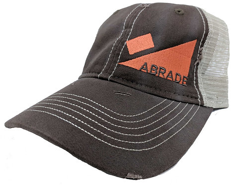 Abrade Distressed Trucker Hat