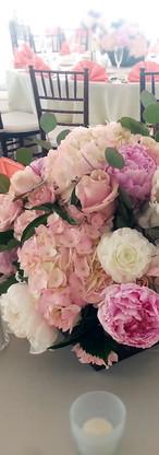 Pink Wedding Arrangement