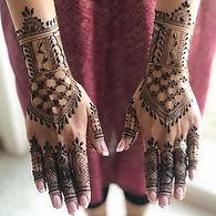 Shaila's Bridal Mendhi 💖💖 🔸 🔸 🔸 🔸