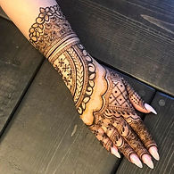Mendhi for _indid28. My favorite is when