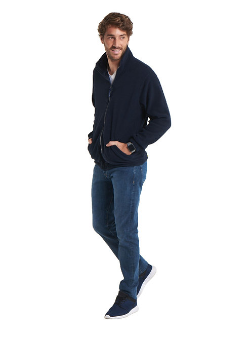Classic Full Zip Micro Fleece Jacket