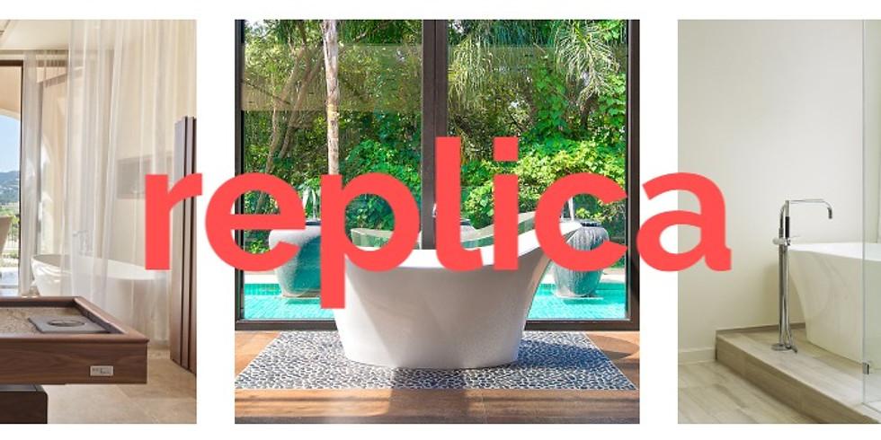 REPLICA - Il mondo del bagno e le soluzioni innovative per SPA e centri benessere: il design e la progettazione