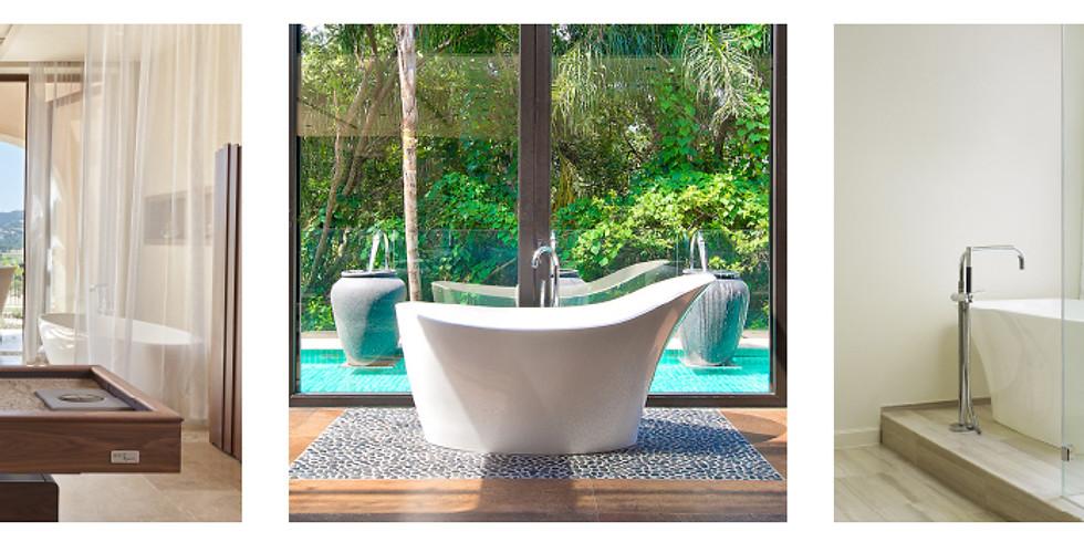 Il mondo del bagno e le soluzioni innovative per SPA e centri benessere: il design e la progettazione