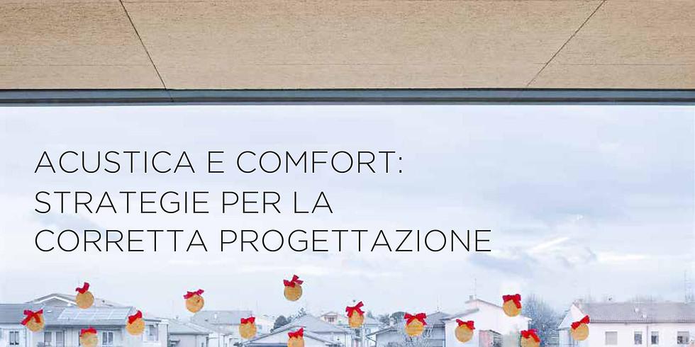 Reggio Emilia - Acustica e comfort: strategie per la corretta progettazione
