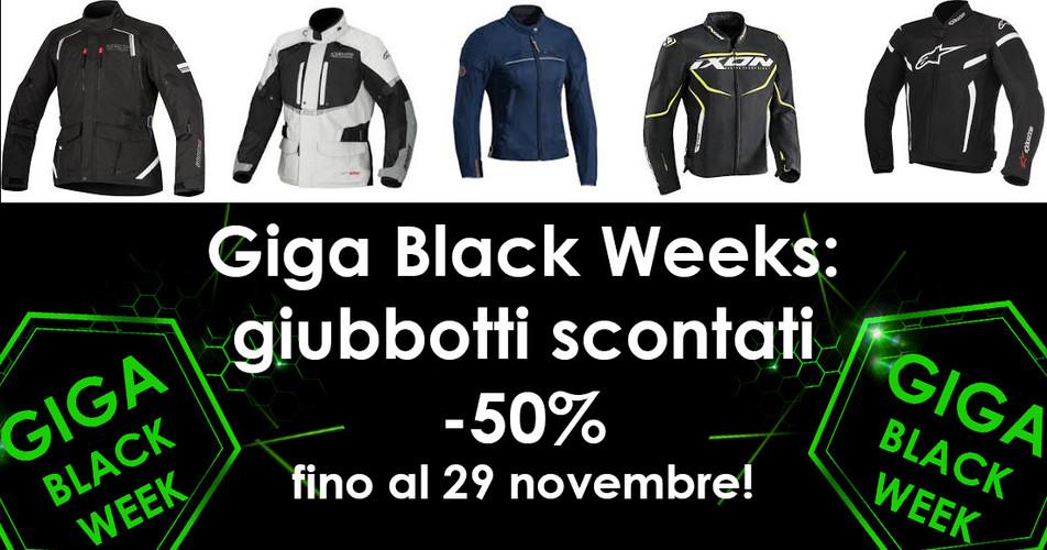 GigaBlack Giubbotti