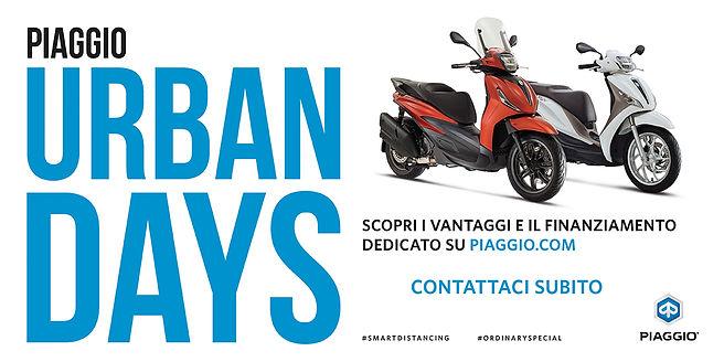 Promo Gamma Piaggio Urban Days slideshow