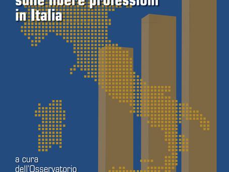 Rapporto 2018 sulle libere professioni in Italia