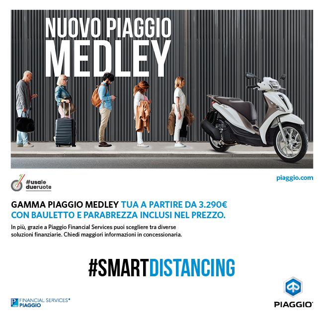 Gamma Piaggio Medley