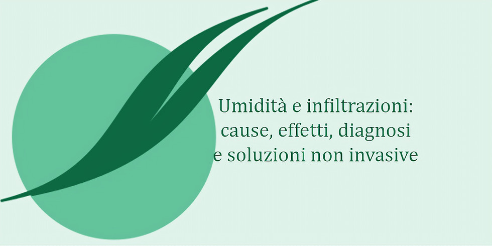 Padova - Umidità e infiltrazioni: cause, effetti, diagnosi e soluzioni non invasive
