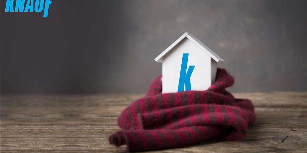 RINVIATO - Caserta - Sistema isolamento termico: inquadramento legislativo, rendimento energetico nell'edilizia