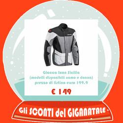 Giacca Ixon Sicilia