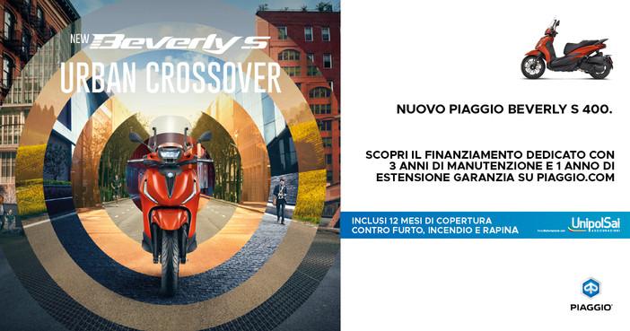 Piaggio Beverly S 400 Unipolsai - slides