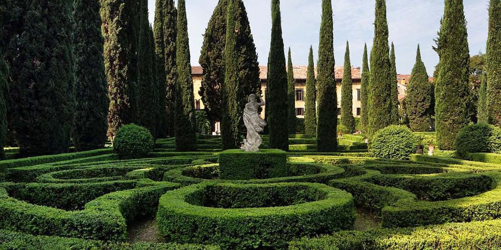 Tutela e valorizzazione del patrimonio paesaggistico: giardini storici e contesti di villa