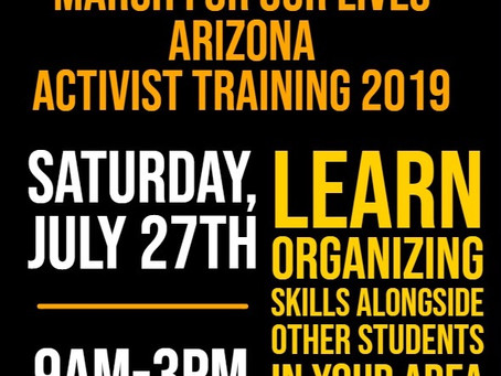 Activist Training Day