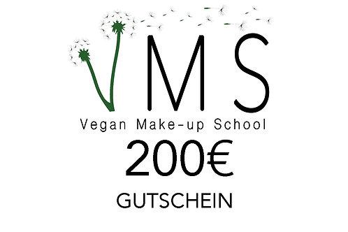 VMS GUTSCHEIN IM WERT VON 200€