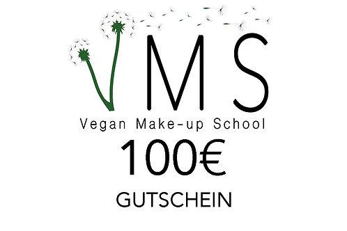 VMS GUTSCHEIN IM WERT VON 100€