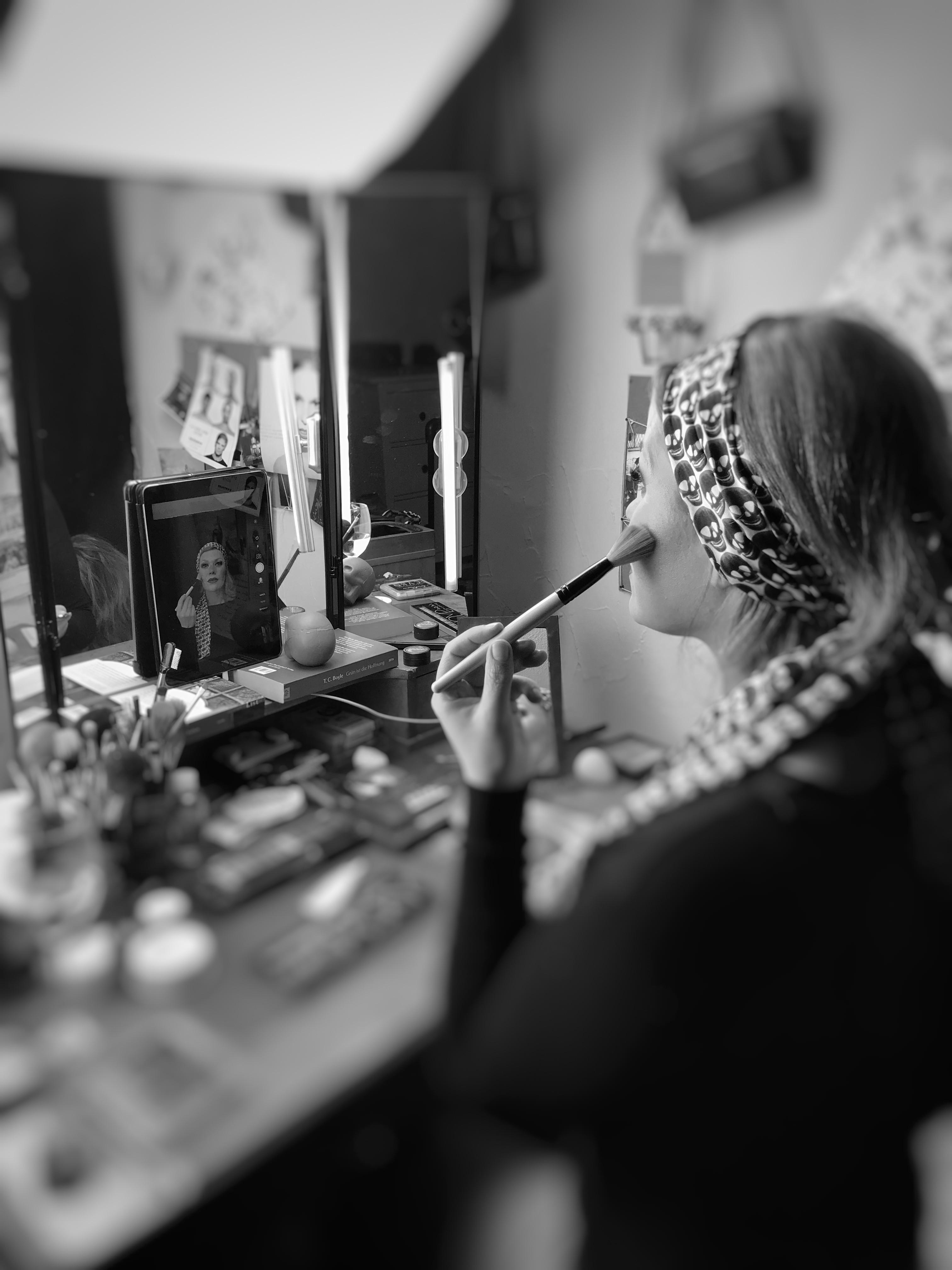 Online Make-up Beratung 1:1
