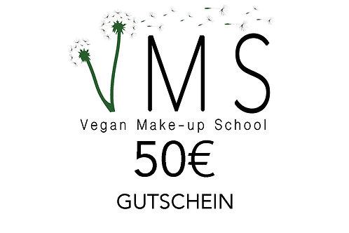 VMS GUTSCHEIN IM WERT VON 50€
