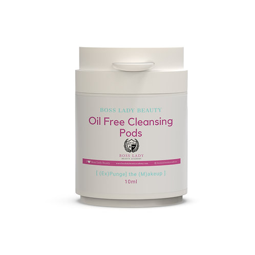 Oil Free Cleansing Pods