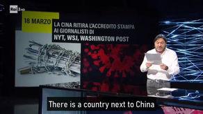 Video - Covid 19: Taiwan vs WHO  [Ita] [Eng]
