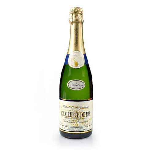 Clairette de Die 有機葡萄汽酒