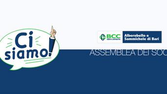 Alberobello: assemblea ordinaria dei soci della BCC