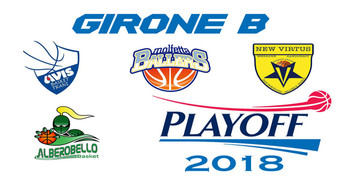 Il Basket Alberobello conquista i Playoff
