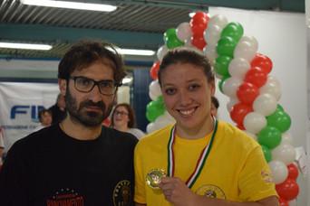 Campionati Finp, nove medaglie per la Puglia