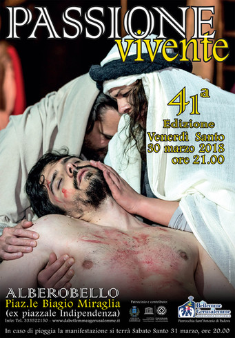 Passione Vivente, 41ma edizione