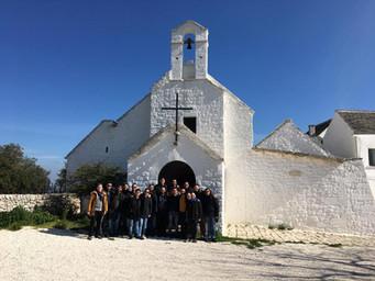 I seminaristi visitano Alberobello