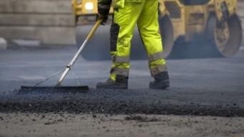 Iniziata la bitumazione delle strade