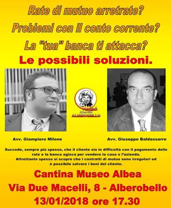 """""""Amici di Beppe Grillo"""" Alberobello"""