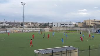 Calcio: Trulli e Grotte vs San Marco 4-0