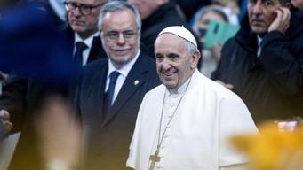 Il Papa a San Giovanni Rotondo