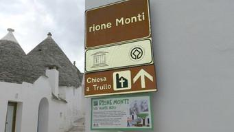 Divieti di sosta temporanei nel Rione Monti