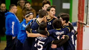 Volley Under14: Capolavoro dei bassotti, è FinalFour territoriale
