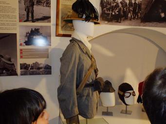 «Casa D'Amore», in mostra le uniformi della Seconda guerra mondiale