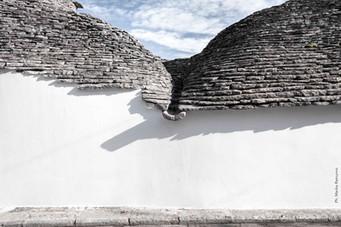 Tinteggiature bianche ad Alberobello