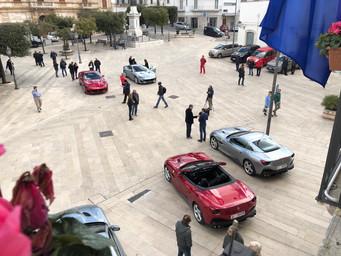 La Ferrari Portofino