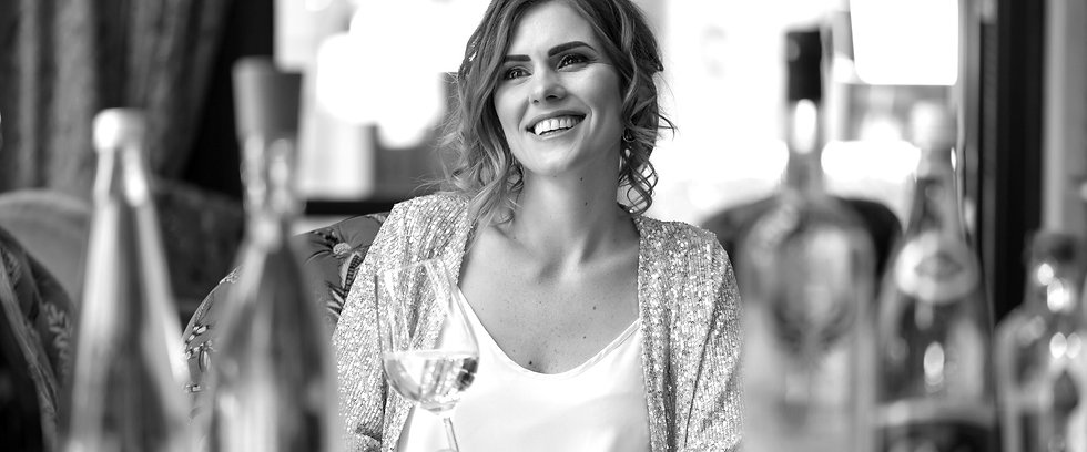 Water Sommelier Candice Jansen