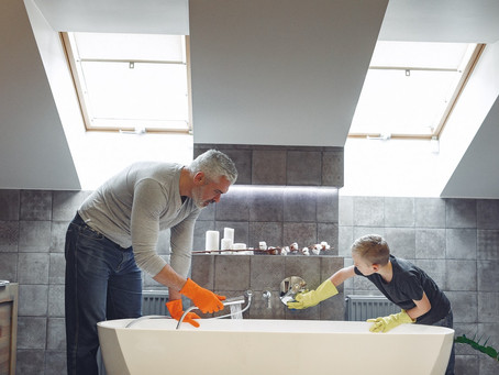 Seven Safety Tips For Your Spring Cleaning