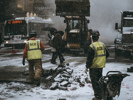 Tips for Working and Playing Safely in the Cold this Winter