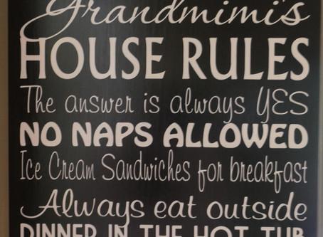 Grandmimi's Rules – Part 1